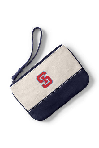 Land's End Canvas Zipper Pouch