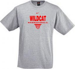 *OPTIONAL* Basketball S/S Cotton Crew (Grey)