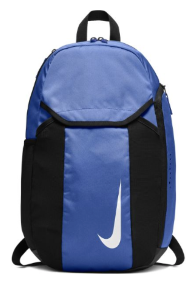 *OPTIONAL* Soccer Team Backpack (Royal Blue)