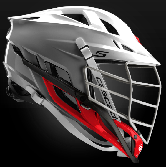 *REQUIRED* Men's Lacrosse Cascade Helmet