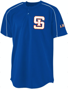 *REQUIRED* Baseball Practice Jersey (Royal)