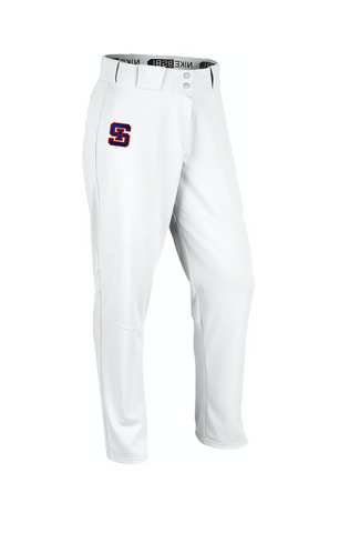 *REQUIRED* Baseball Long Game Pants (White)