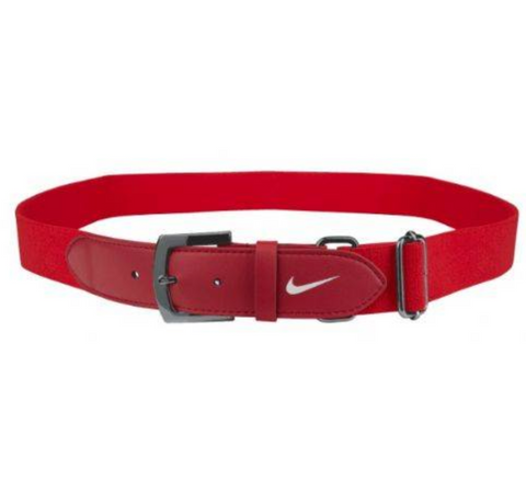 *REQUIRED* Baseball Game Belt (Red)