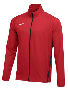 *OPTIONAL* Track & Field Full-Zip Jacket (Red)