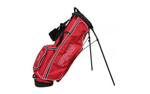 *OPTIONAL* Ping Mascot Golf Team Bag (Red)