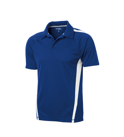 *OPTIONAL* Men's Crew Polo (Royal)