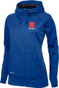 *OPTIONAL* Field Hockey Full Zip Hoodie (Royal)