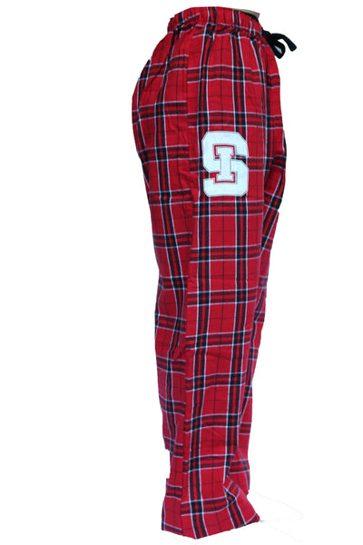 District ® Flannel Plaid Pajamas