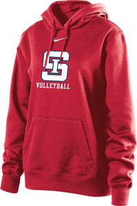 *OPTIONAL* Women's Volleyball Hoodie