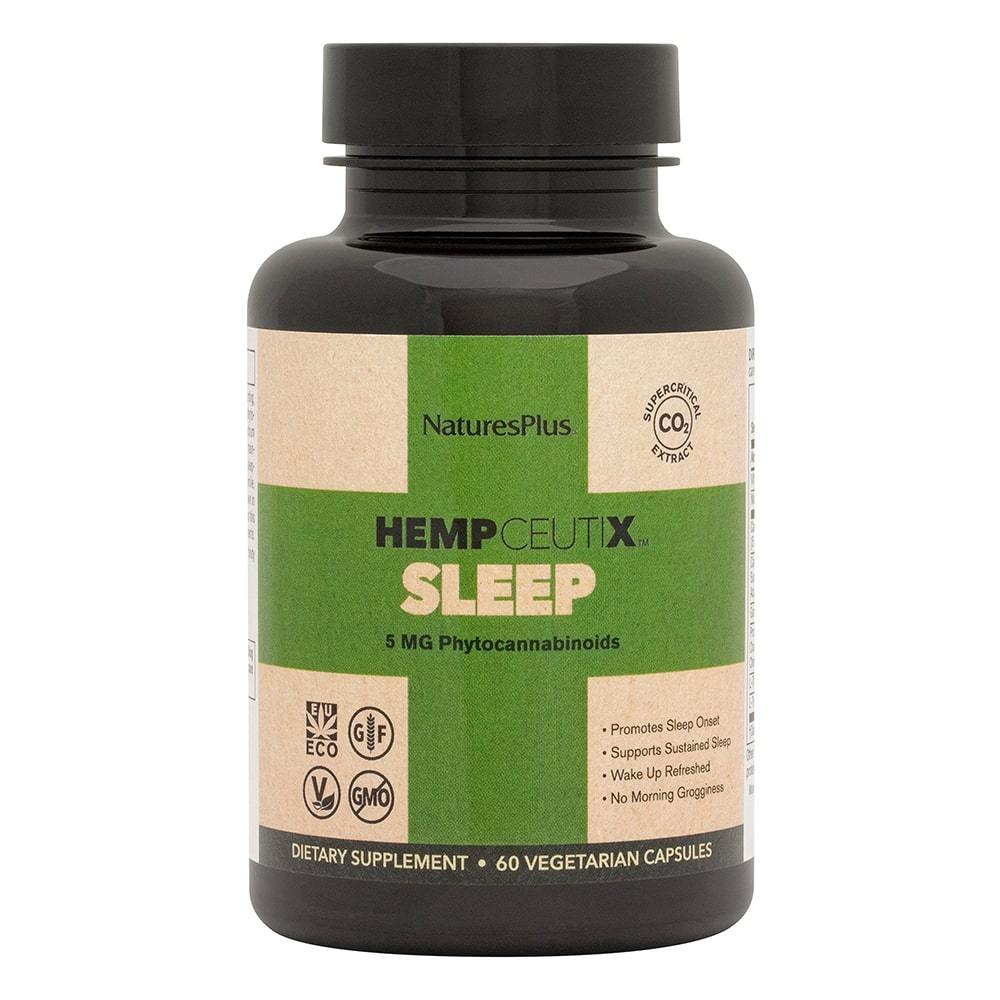 HempCeutix Sleep 5mg CBD Capsules