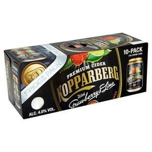 Kopparberg Strawberry & Lime Cider