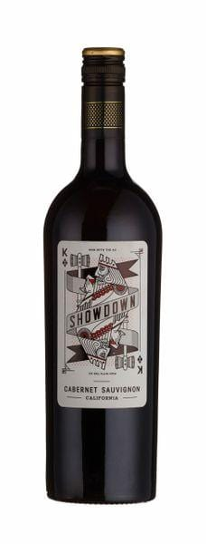 Showdown, 'Man with the Ax' - Cabernet Sauvignon