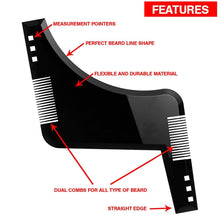 Load image into Gallery viewer, Beard Styler™ The Ultimate Beard Shaping Tool
