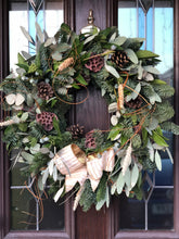 Load image into Gallery viewer, 30th November 12 inch DIY wreath Kit