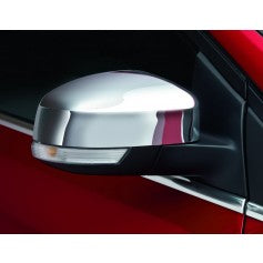 Ford Focus II Facelift 2008-2011 Chrome Wing Mirror Cover 2pcs S.Steel