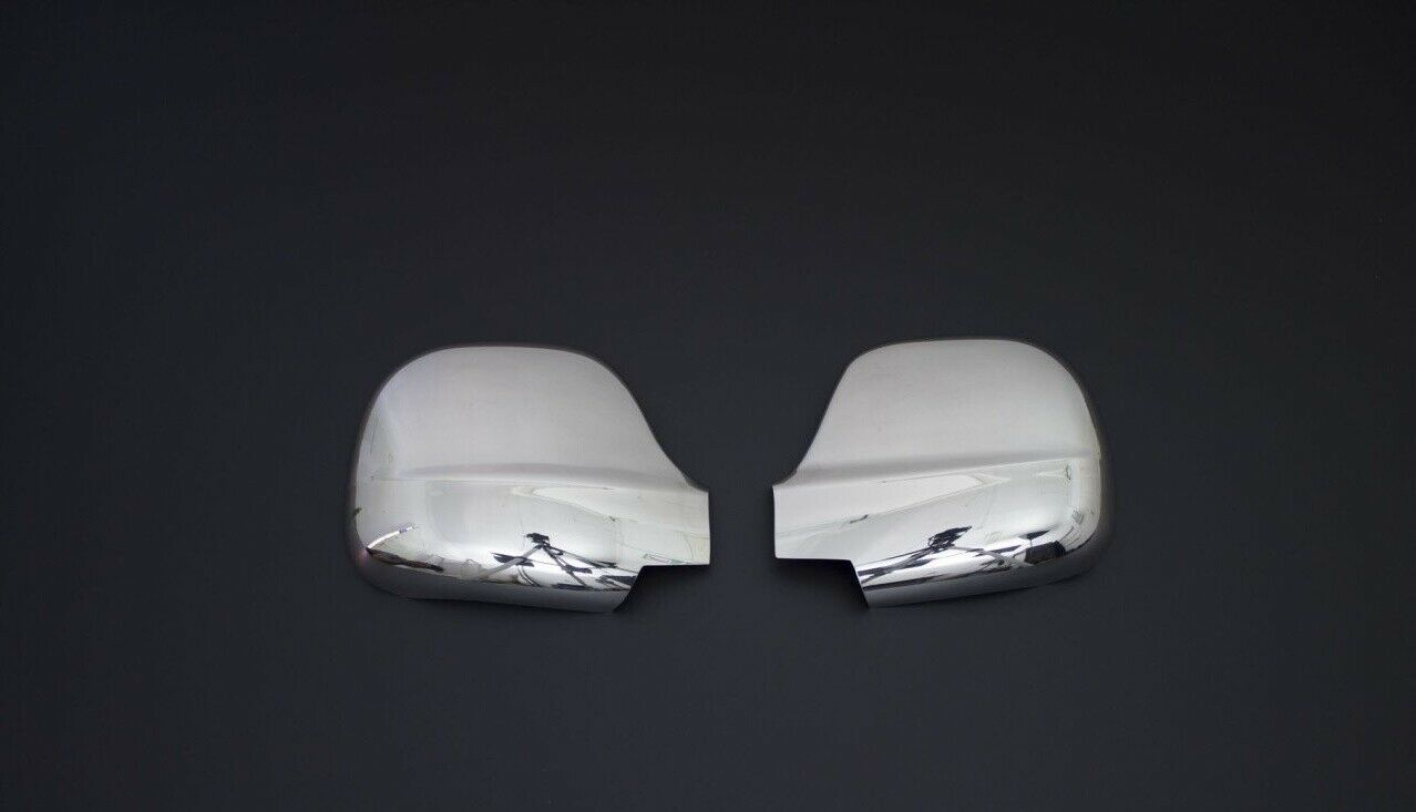 03-09 Mercedes Vito W639 Abs Chrome Wing Mirror Cover 2Pieces(Left Hand Drive)