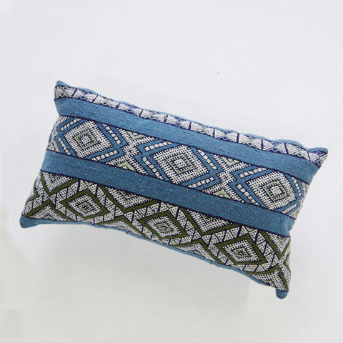 Moroccan pillows from Kantara's LA showroo
