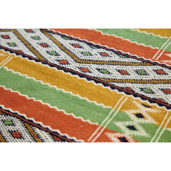 Authentic tribal Moroccan kilim rug - Kantara | Moroccan Rugs