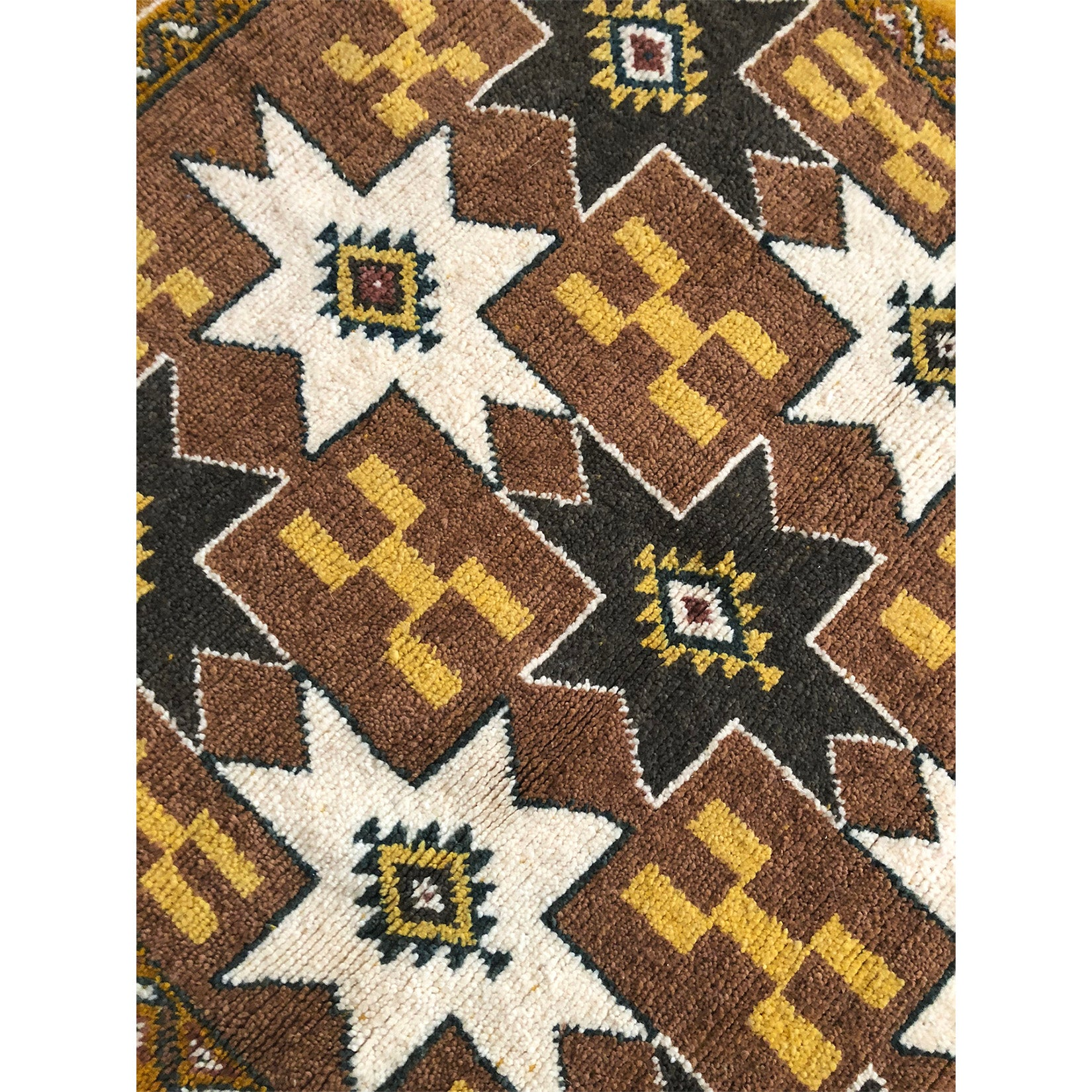Authentic Moroccan diamond rug - Kantara | Moroccan Rugs