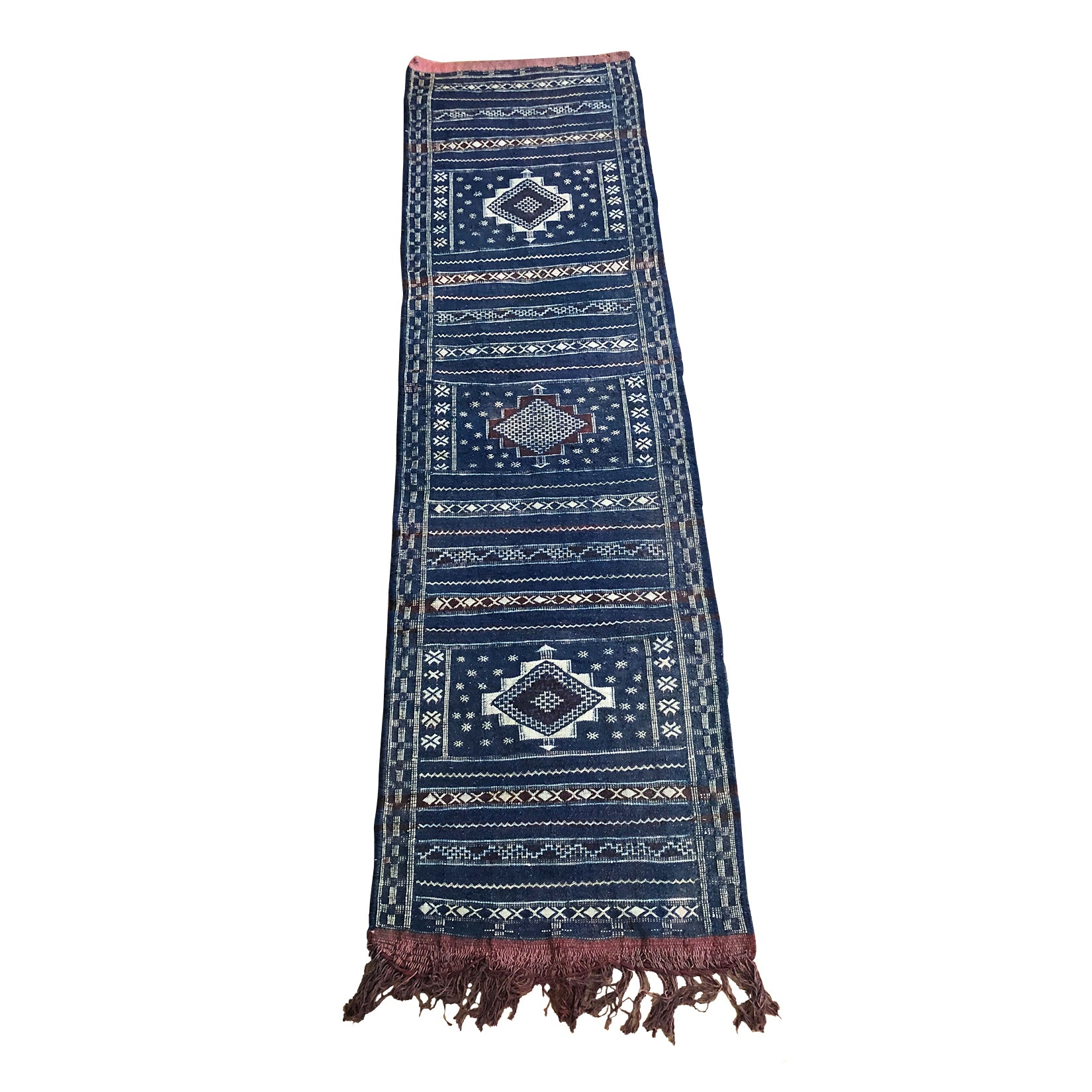 MARWA - Ait Ouaouzguite Moroccan runner - Kantara | Moroccan Rugs