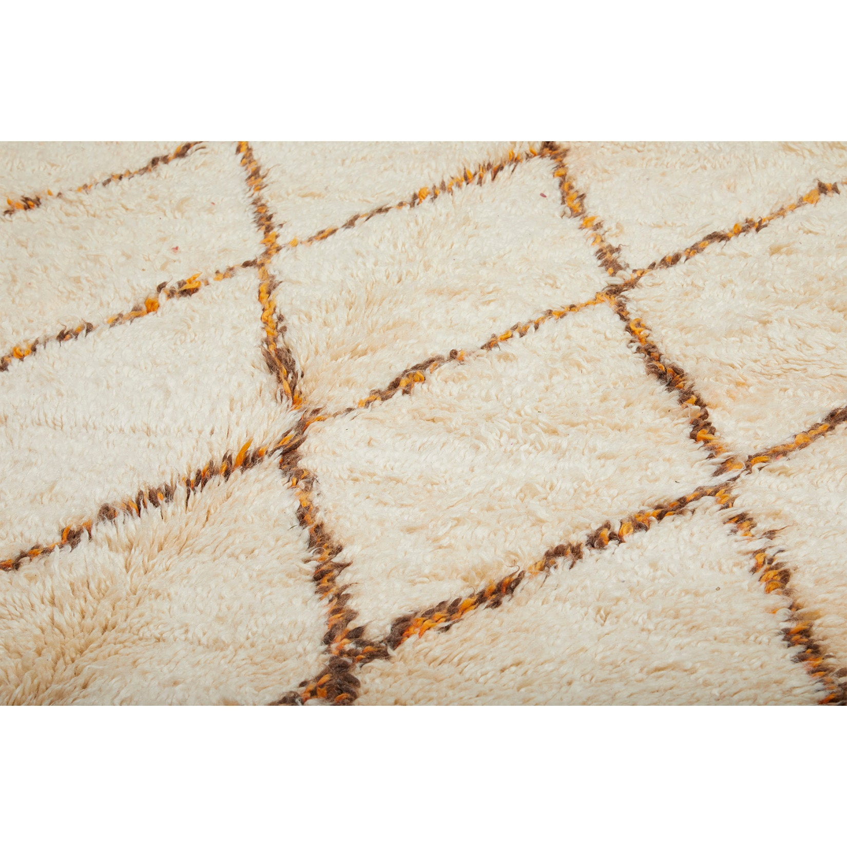 Authentic Beni Ourain area rug - Kantara | Moroccan Rugs