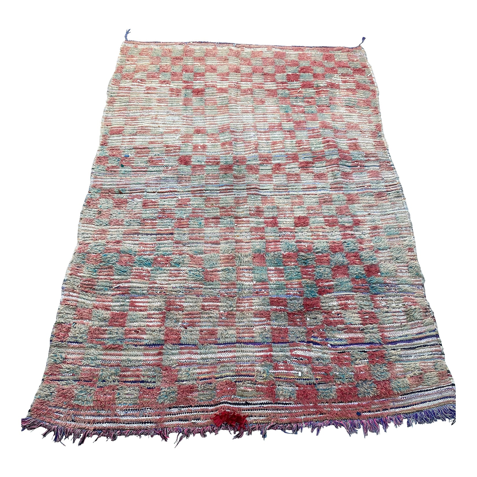 Authentic short pile Moroccan rug - Kantara | Moroccan Rugs