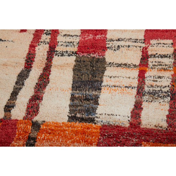 Large colorful Moroccan berber carpet - Kantara | Moroccan Rugs