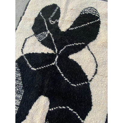 Ebb + Flow Moroccan rug from Claudia Pearson