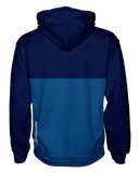 Corona Bulldogs Color Block Pullover Hoodie product image