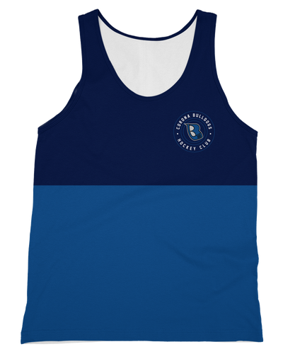 Corona Bulldogs Color Block Tank Top product image