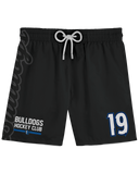 Corona Bulldogs Ghosted Athletic Shorts product image