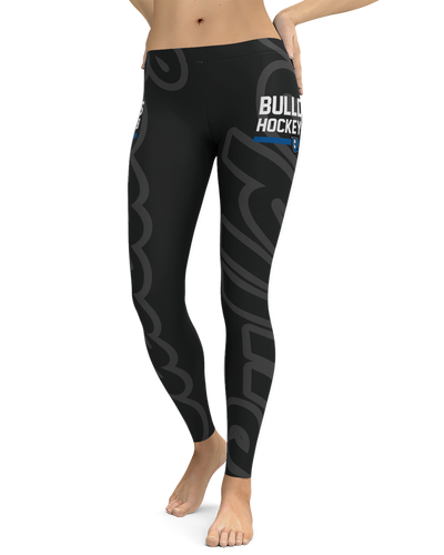 Corona Bulldogs Ghosted Leggings