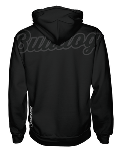 Corona Bulldogs Ghosted Zip Hoodie product image