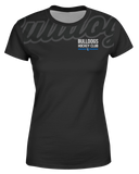 Corona Bulldogs Ghosted Womens T shirt product image