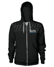 Load image into Gallery viewer, Corona Bulldogs Ghosted Zip Hoodie product image