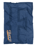 CSUF Titans - Throw Blanket