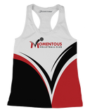 Momentous Whiteout Womens Racerback Tank product image