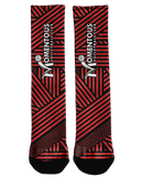 Momentous Lines Crew Socks product image