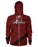 Momentous Lines Zip Hoodie product image