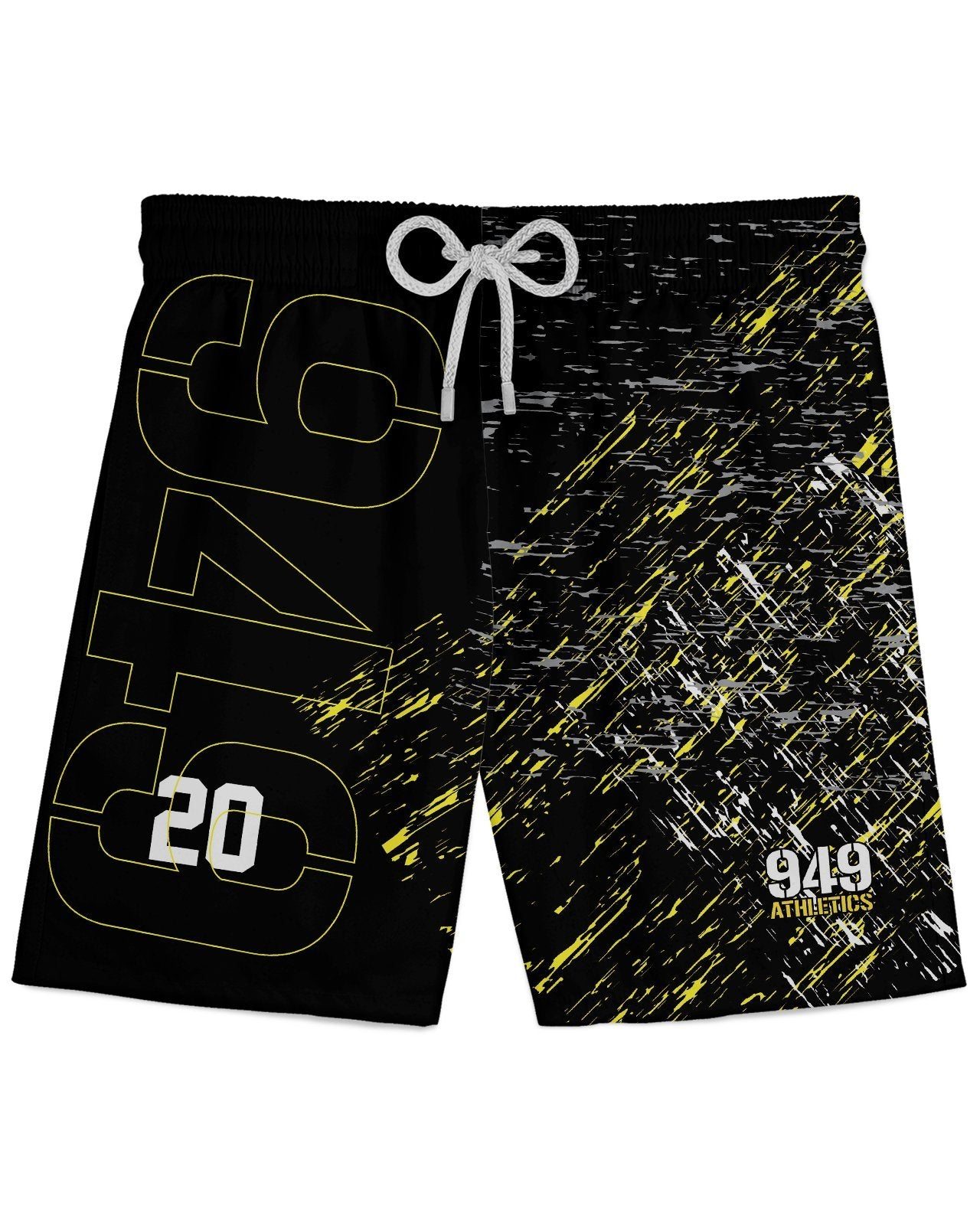 F3Custom - Splatter Shorts