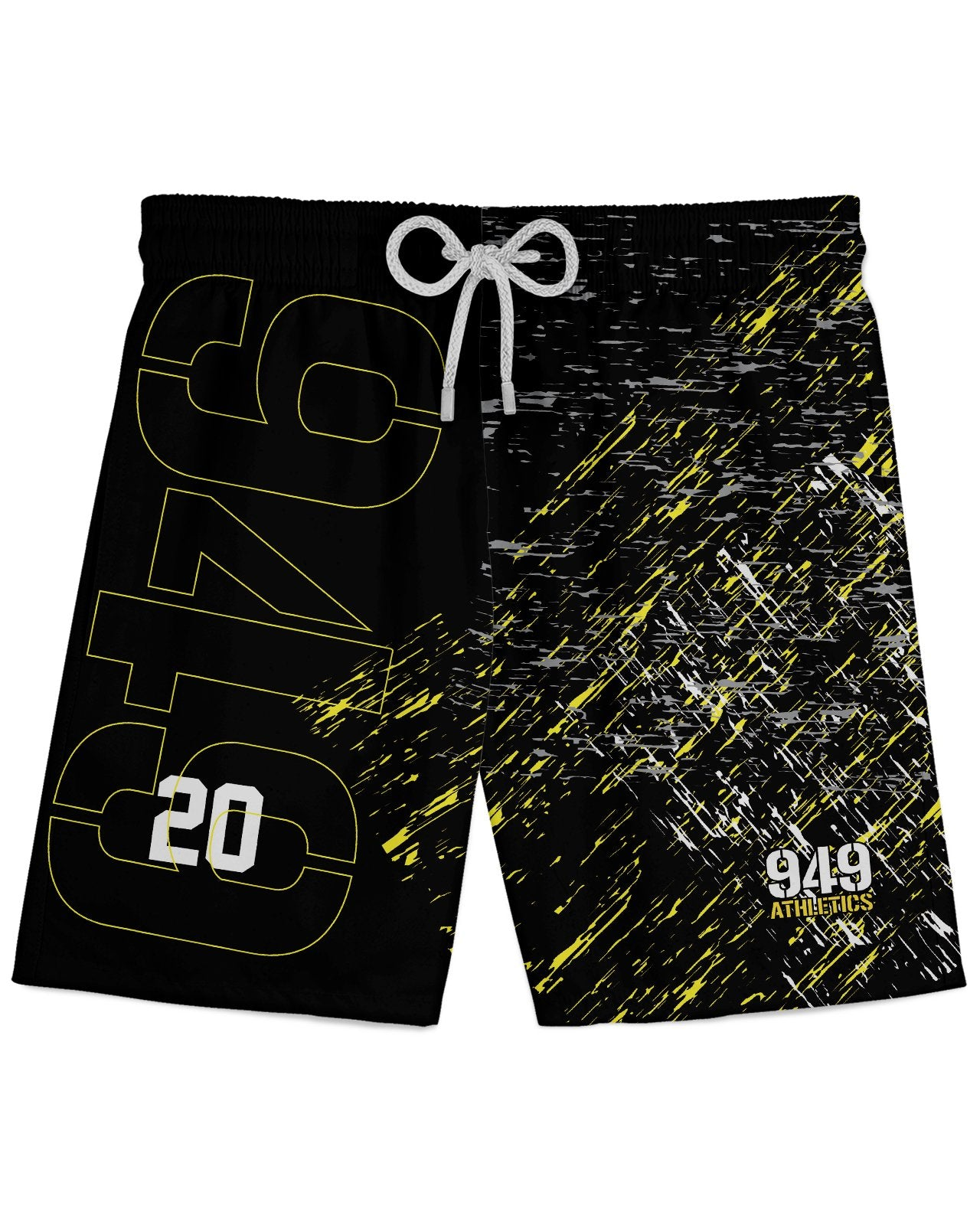 949 Athletics - Splatter Shorts