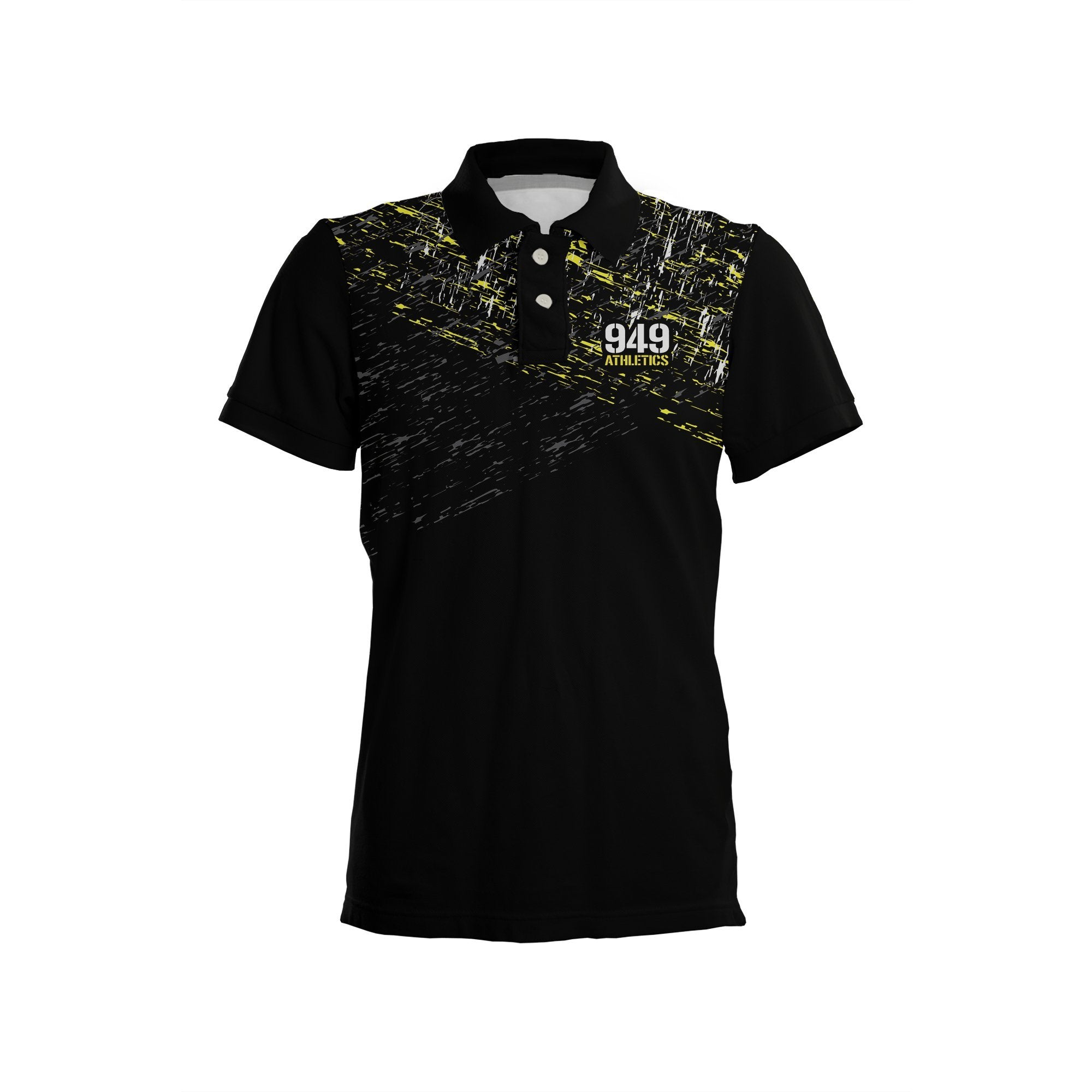 F3Custom - Splatter Polo Shirt