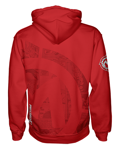 Marvel Established Pullover Hoodie product image