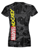 Marvel Ghosted Womens T shirt product image