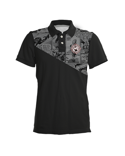 Marvel Classic Polo Shirt product image