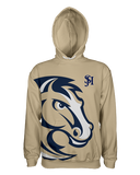 Gold Pullover Hoodie product image