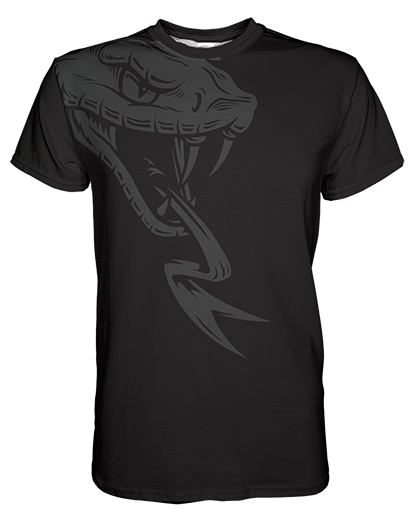 SJVenom Ghosted Mens T shirt product image
