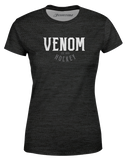 SJVenom Heathered Womens T shirt product image