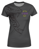 SJVenom Ghosted Grey Womens T shirt product image