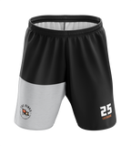 Mock Gym Short - Black
